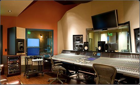 studio trilogy ssl room san francisco