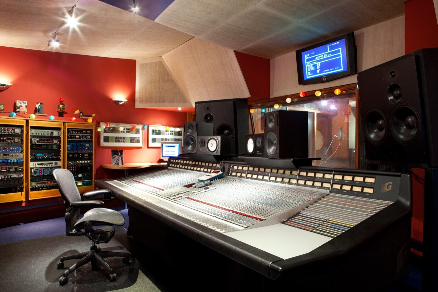 20 consoles for 20 london recording studios miloco blog for Console salon