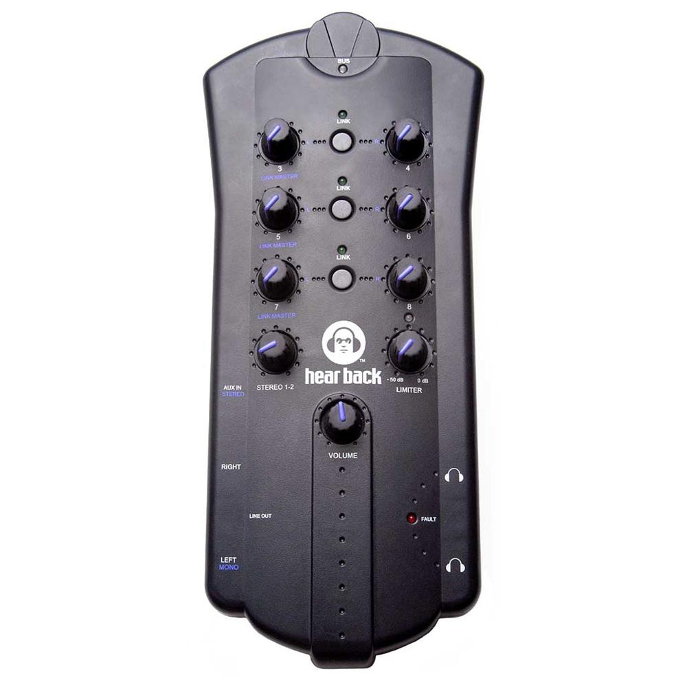 Hear Technologies Hear Back Personal Monitor Mixer System