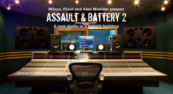 Phenomenal Assault Battery 2 Intro Miloco Neve Recording Studios London Uk Largest Home Design Picture Inspirations Pitcheantrous