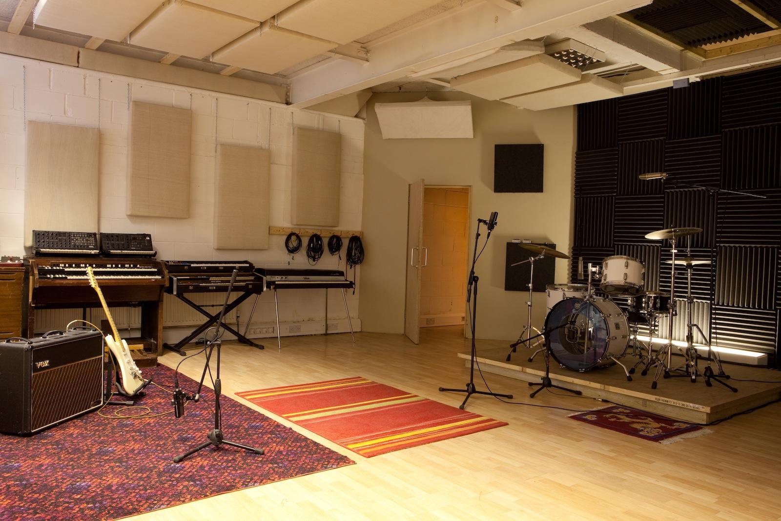 garage recording studio design john sayers recording location dallas tx