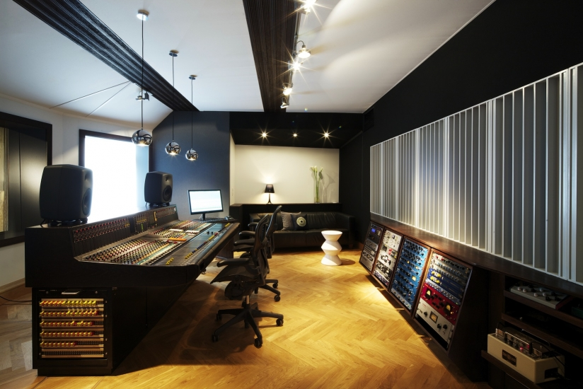 jazzanova recording studio introduction page berlin germany. Black Bedroom Furniture Sets. Home Design Ideas