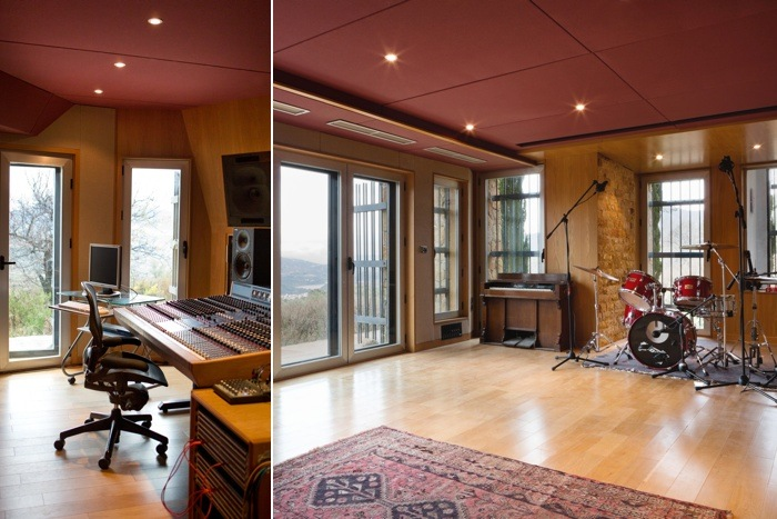 el mirador recording studio