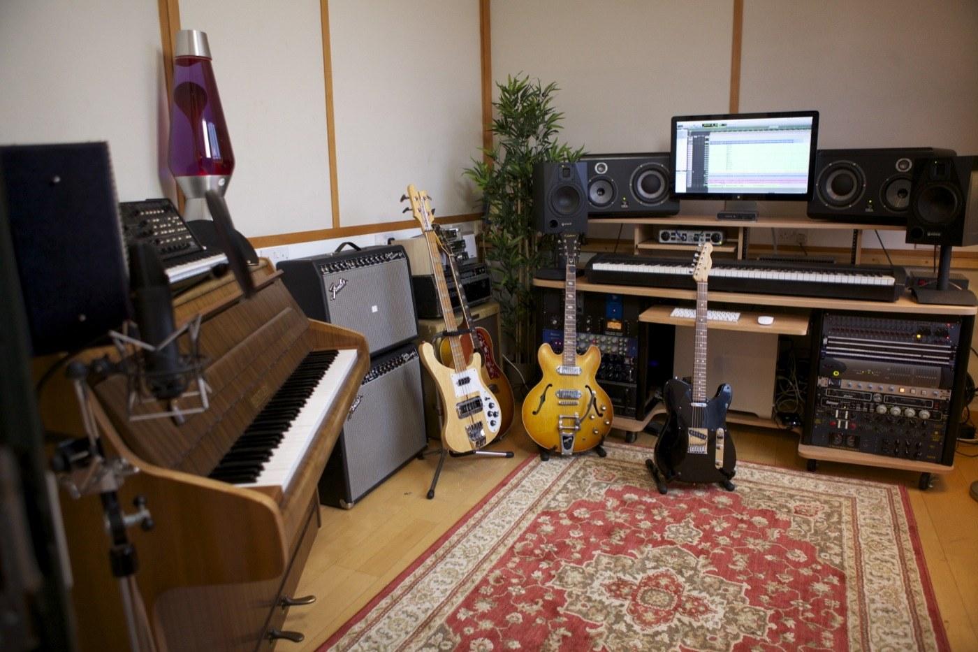 the kitchen writing studio west london