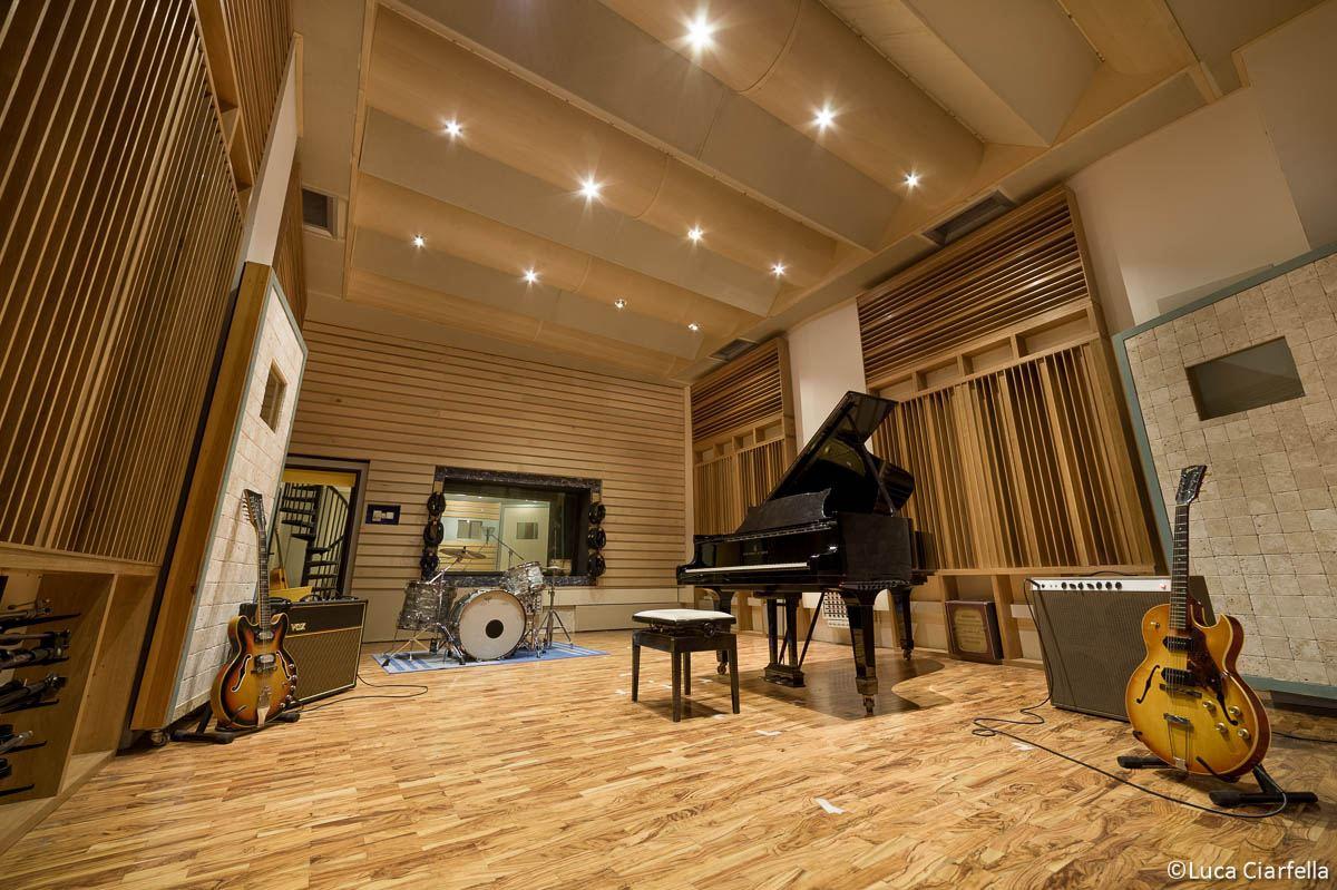 Introducing SAM Recording Studio Italy | Miloco Italy ...
